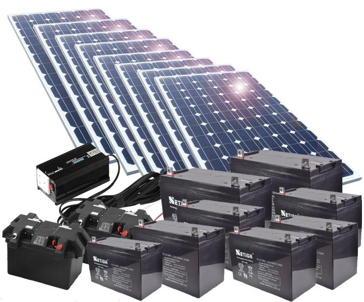 Paneles solares celdas fotovoltaicas energia alternativas for Baterias placas solares