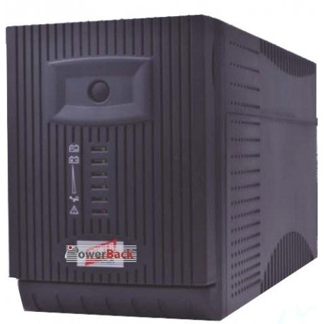 UPS INTERACTIVA 1000VA POWER BACK