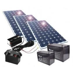 Kit de energía solar 360W