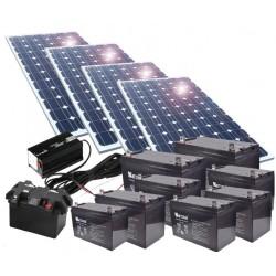 Kit de energía solar 1000W
