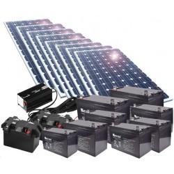 Kit de energía solar 2000W