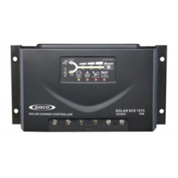 Regulador Solar 15A Marca PACO