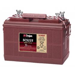 Bateria trojan scs-225 12v 140ah battery
