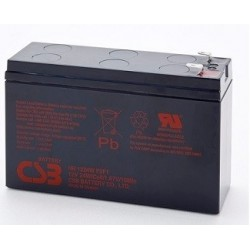 Baterias csb HR1224WF2 battery 12v 6ah