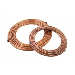 "Tuberia cobre flexible 1/2"" (Rollo 15m)"