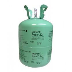 Refrigerante R-22 (Cilindro 30 Libras)