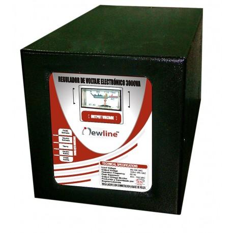 Regulador de voltaje para computadores u oficinas pequeñas