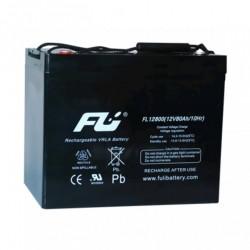 Baterias 12v 80ah FULI BATTERY