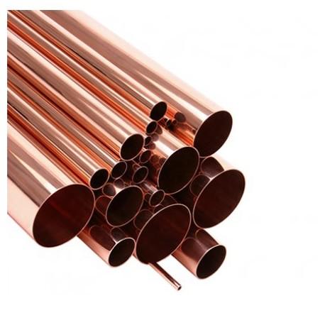 Tuber a cobre r gida 3 8 tipo k tubo 6m amvar world - Tuberias de cobre ...