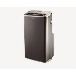 Aire acondicionado 12000btu LG PORTATIL Refrigerante R-410A 110 v