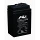 Baterias 6v 4ah FULI BATTERY