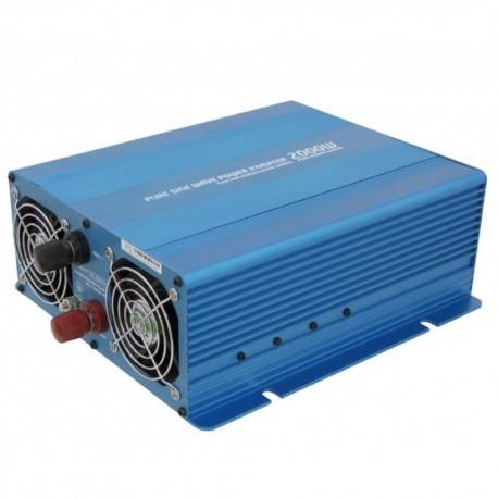 Inversores de voltaje 48V 3000W Marca CARSPA (RETIE)
