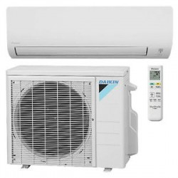 AIRE ACONDICIONADO DAIKIN 12000 BTU HIGH WALL 16 SEER - DC INVERTER