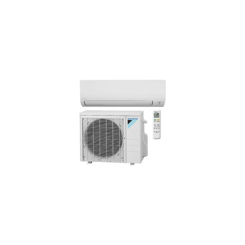 Aire acondicionado daikin 12000 btu high wall 16 seer dc for Aire acondicionado 12000 frigorias
