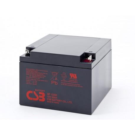 Baterias csb GP 12260 battery 12v 26ah