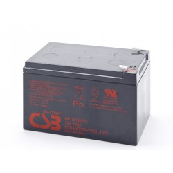 Baterias csb GP 12120 F2 battery 12v 12ah
