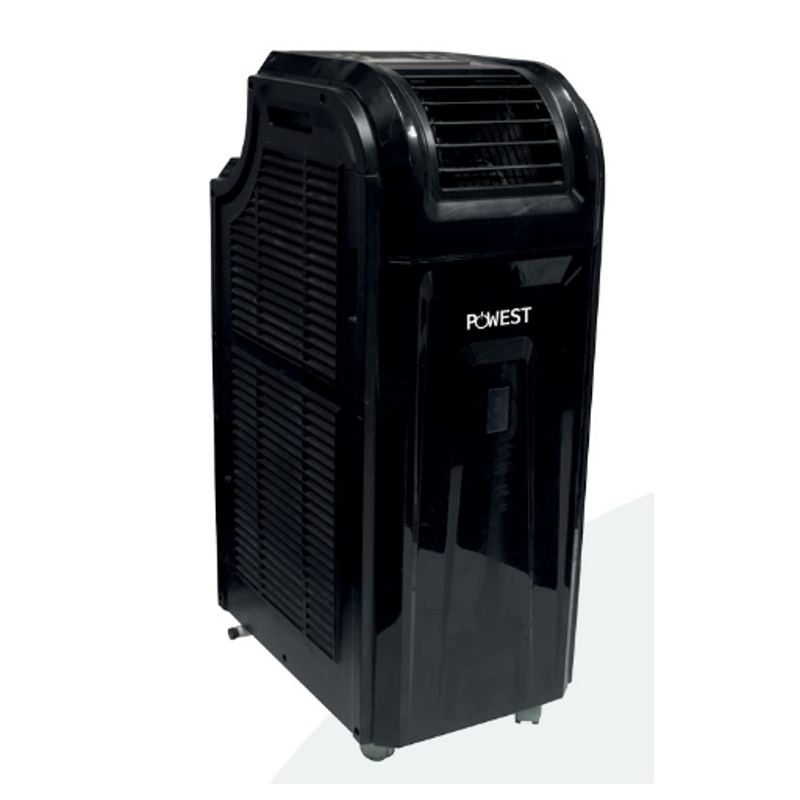 Aire acondicionado portatil powest 12000btu amvar world - Aire condicionado portatil ...