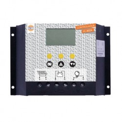 CONTROLADOR ENERGIA SOLAR INTI 40A 12V/24V con pantalla LCD