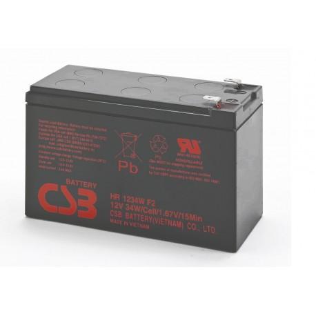 Baterias csb HR1234WF2 battery 12v 9ah
